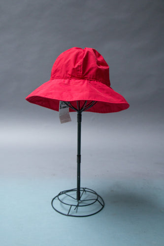 *Red Lined Rain Hat $50 (RH 0614B)