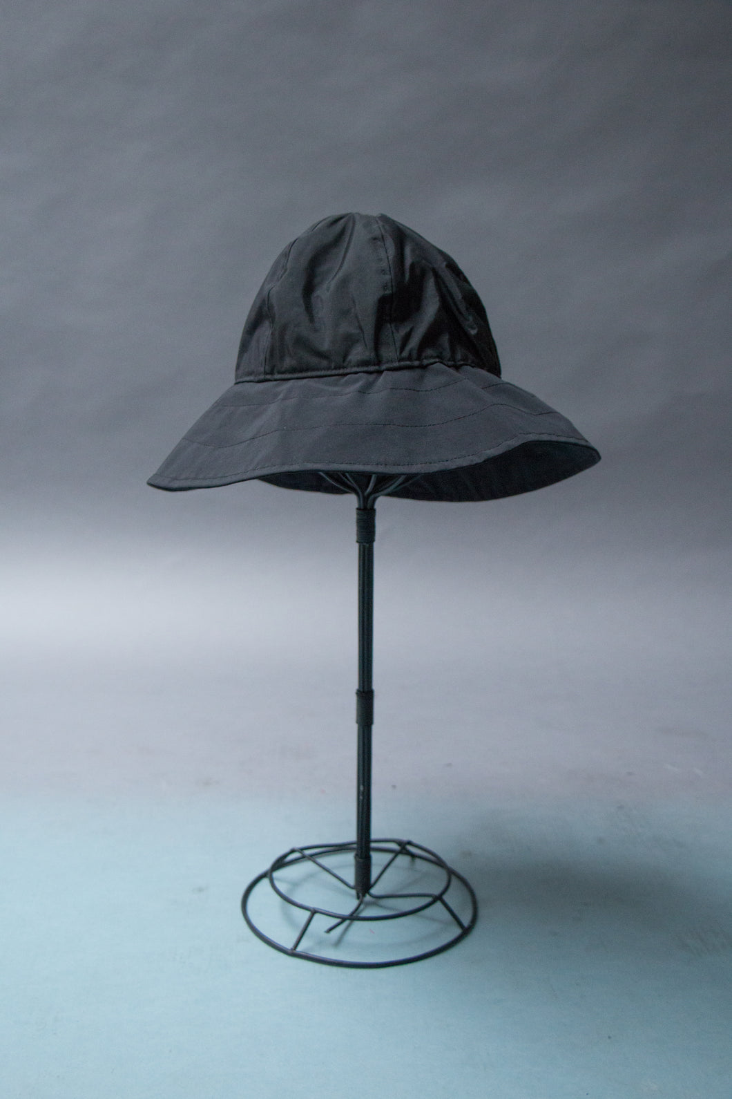 *Black Lined Rain Hat $50 (RH 0614A)