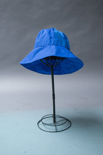 *Royal Blue Lined Rain Hat $50 (RH 0614C)