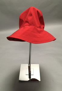 *True Red Waterproof Mesh Lined Rain Hat $50 (RW 0919I)