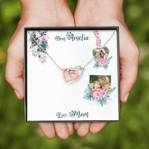 Personalized Gift from mom to daughter - Desirefy