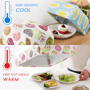 Foldable Insulating Food Cover