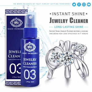 (LAST DAY-50%OFF)Instant Shine Jewelry Cleaner