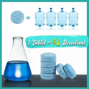 ALL-IN-ONE Effervescent Cleaner Set