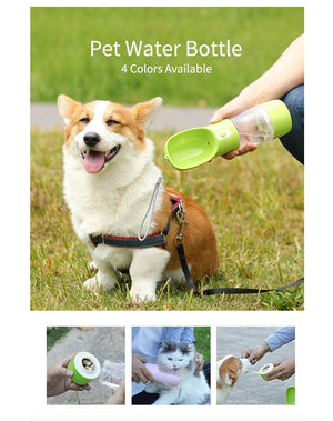 THE BEST PORTABLE WATER BOTTLE