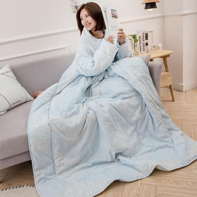 Lazy Quilt With Sleeves ( 60% Off Today Only )