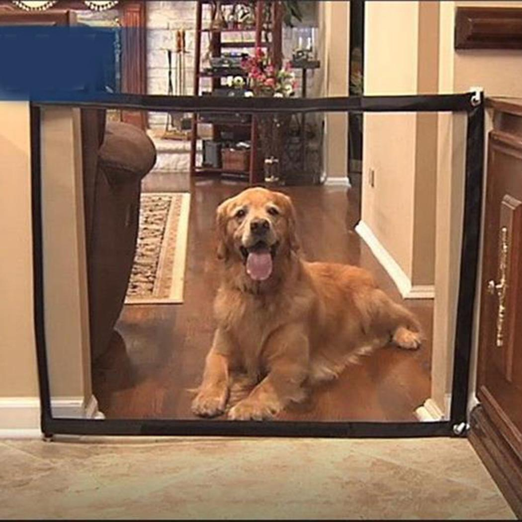 DOG GATE RETRACTABLE