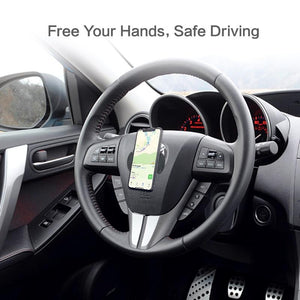 Car Phone Mount Holder Strong Adsorption Universal Wall Desk Stickers