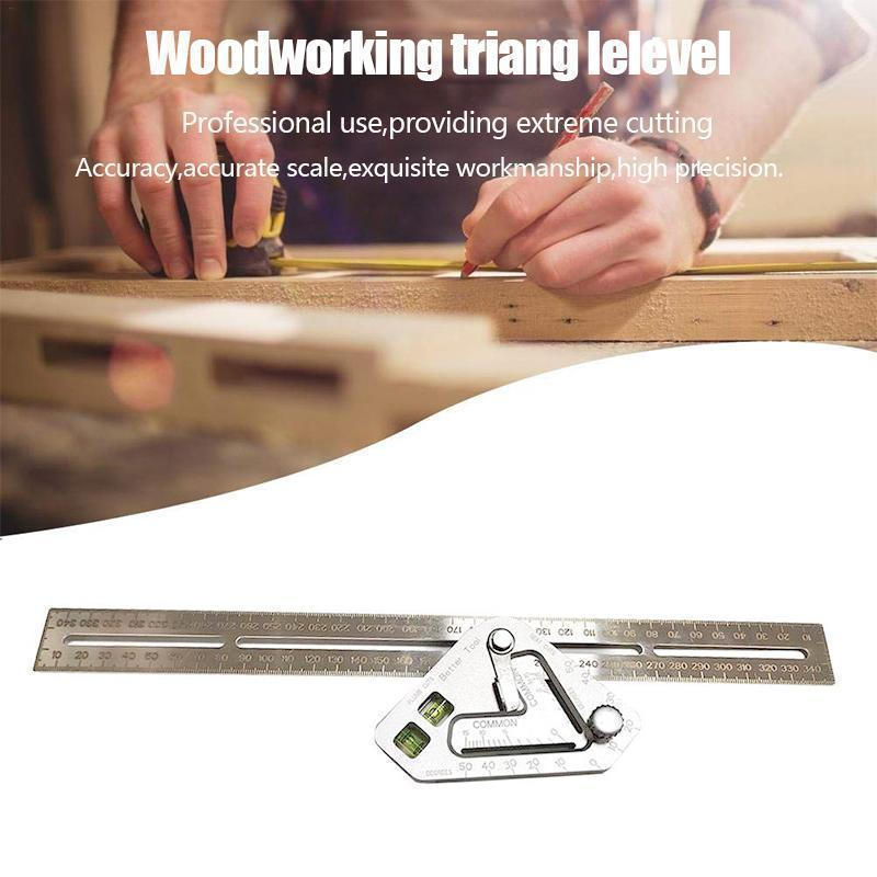 Angle Ruler Revolutionary Carpentry--Better Tool