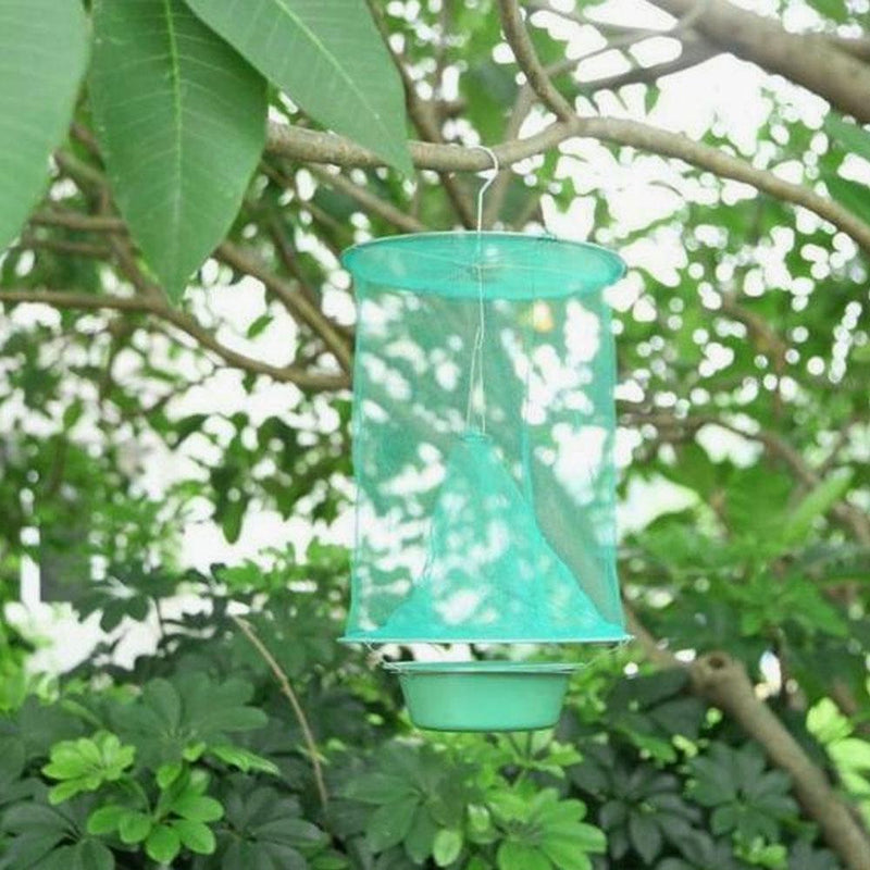 Portable Nontoxic Fly Mosquito Catcher for Indoor or Outdoor