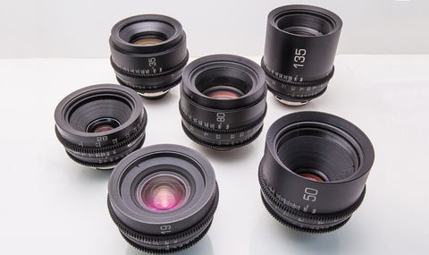 G.L. Optics Leica R (19, 28, 35, 50, 80, 135mm)
