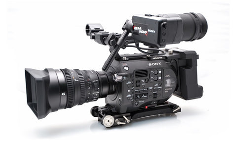 Sony PXW-FS7 4K Super 35mm