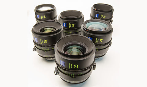 Zeiss Supreme Primes (21, 25, 29, 35, 50, 65, 85, 100, 135mm)