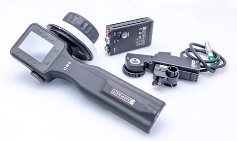 Compact One Wireless Lens Control System