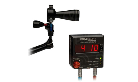 Cinematography Electronics Cine Tape Measure