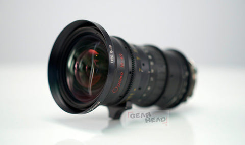 Angenieux Optimo 15-40mm Lightweight Wide Angle Zoom T2.6