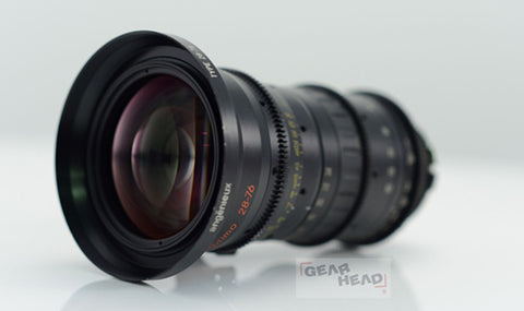 Angenieux Optimo 28-76mm Lightweight Standard Zoom T2.6