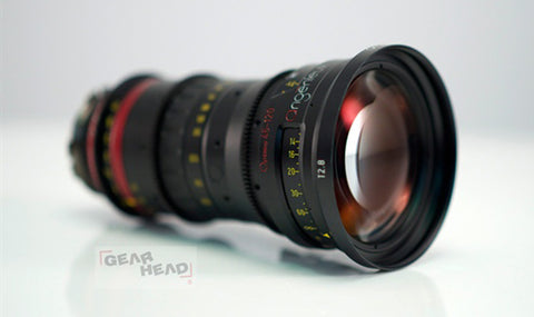 Angenieux Optimo 45-120mm Lightweight Telephoto Zoom T2.8