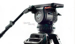 Sachtler video 20 fluid head camera equipment rental Sydney Melbounre Brisbane