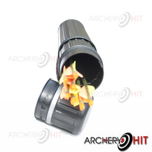 Load image into Gallery viewer, Front view of Arrow Carry Tube from Archery Hit