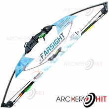 Load image into Gallery viewer, Farsight Compound Bow in packaging from Archery Hit