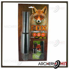 Load image into Gallery viewer, Fox Call Combo on packaging from Archery Hit
