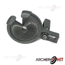 Load image into Gallery viewer, Brush Arrow rest included in Vulture Compound Bow package from Archery Hit