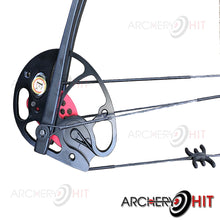 Load image into Gallery viewer, Rex Compound Bow Cam from the front from Archery Hit