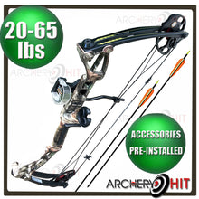 Load image into Gallery viewer, Rex Compound Bow RTS package from Archery Hit