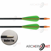 Load image into Gallery viewer, K9 Junior Compound Set two fibreglass arrows from Archery HIt