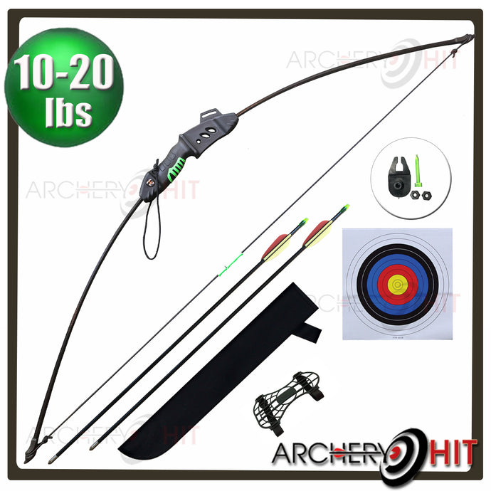 Firekite Longbow Set from Archery Hit