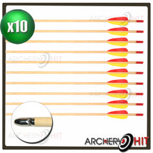 "Load image into Gallery viewer, 36"" Junior Longbow Set"