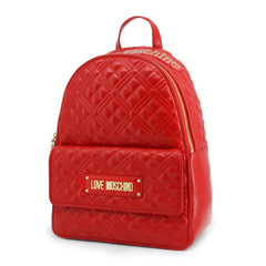 Love Moschino Quilted Backpack Bags Rucksacks Love Moschino