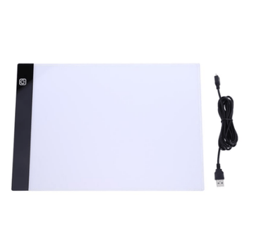 A4 LED Sketch Pad for Drawing, Sketching and Animations - Bars and Loops