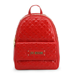 Love Moschino Quilted Backpack Bags Rucksacks Love Moschino red NOSIZE