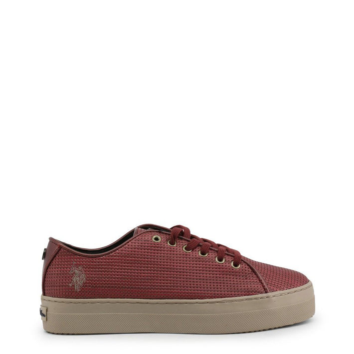 U.S. Polo Assn. - TRIXY4139W8 Shoes Sneakers U.S. Polo Assn. red EU 35