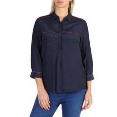 Tommy Hilfiger - WW0WW20692 Clothing Shirts Tommy Hilfiger blue 4