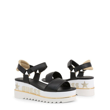 Guess - FL6LEA_ELE04_LESSA Shoes Wedges Guess black EU 40