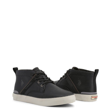 U.S. Polo Assn. - ANSON7105W9_Y1 Shoes Sneakers U.S. Polo Assn. black EU 41