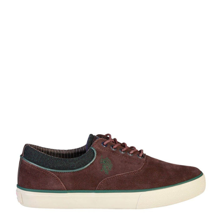 U.S. Polo Assn. - GALAN4204W7 Shoes Sneakers U.S. Polo Assn. brown EU 45