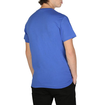 Versace Jeans - B3GSB71C_36609 Clothing T-shirts Versace Jeans blue S