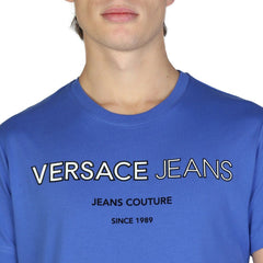Versace Jeans - B3GSB71C_36609 Clothing T-shirts Versace Jeans