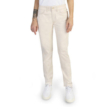 Tommy Hilfiger - WW0WW19236 Clothing Trousers Tommy Hilfiger brown 26