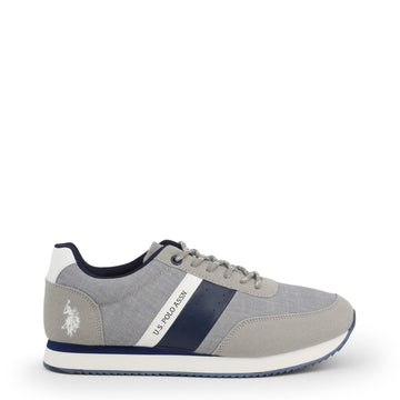 U.S. Polo Assn. - NOBIL4251S0_TH1 Shoes Sneakers U.S. Polo Assn. grey EU 41