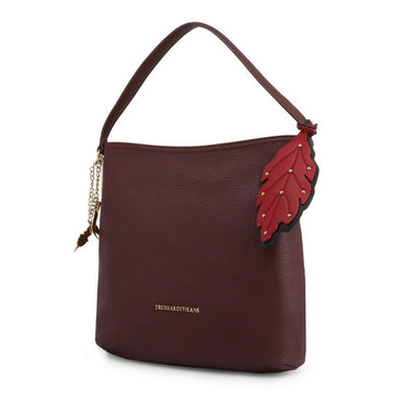 Trussardi Shoulder Red Bag Bags Shoulder bags Trussardi red NOSIZE
