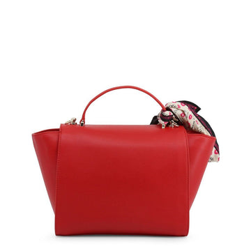 Love Moschino Flap Over Handbag Bags Handbags Love Moschino red NOSIZE
