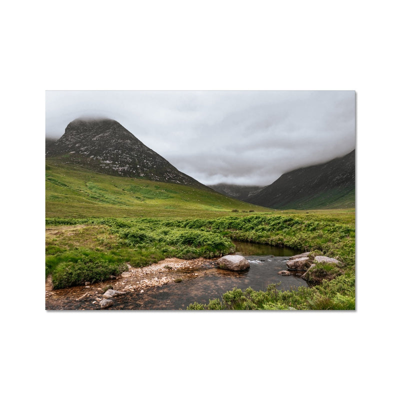 Glen Sannox A4 Photo Print