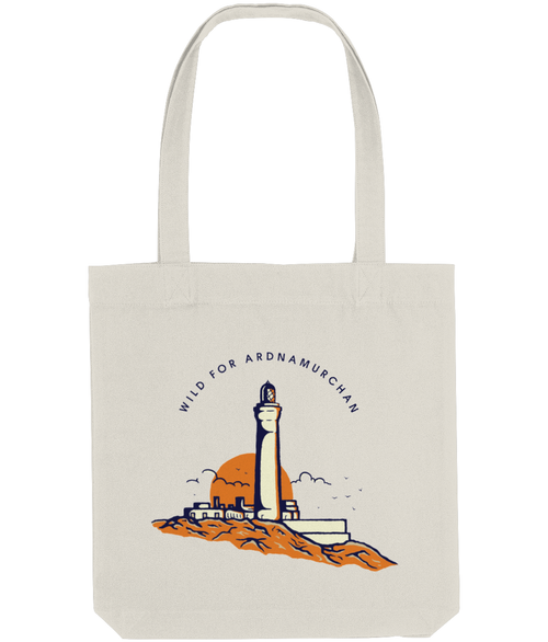 Ardnamurchan Tote Bag in Natural