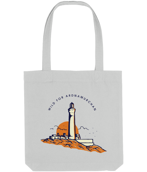 Ardnamurchan Tote Bag in Grey