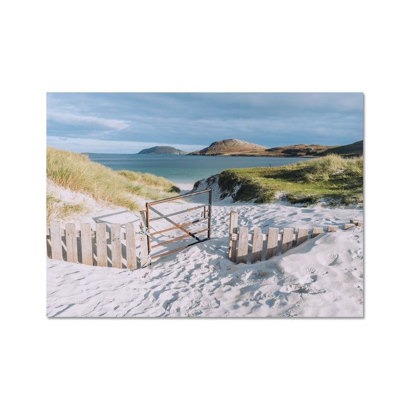 Vatersay A4 Photo Print